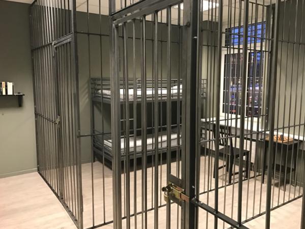Gefängniszelle von Rossi